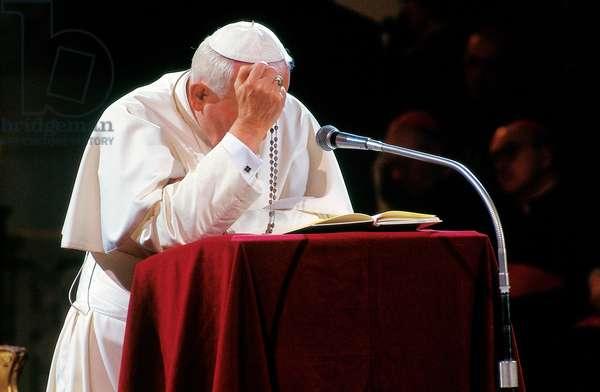 Pope John Paul II, Belgium