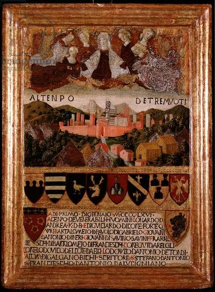 Museo delle Tavolette di Biccherna, 1467