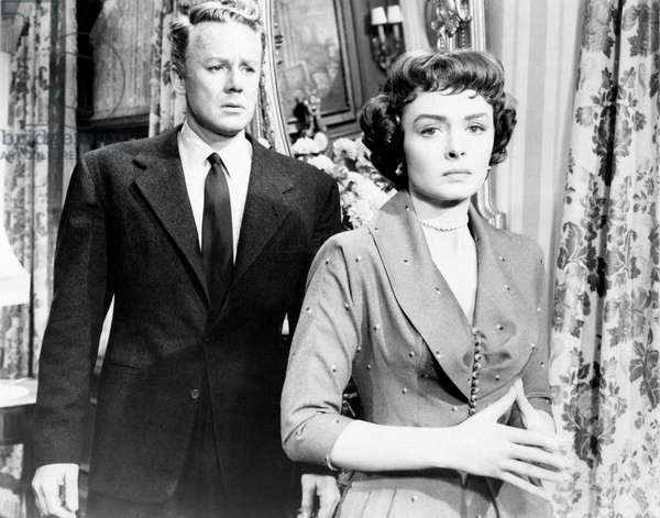 Van Johnson and Donna Reed in 'The Last Time I Saw Paris', 1954 (b/w photo)