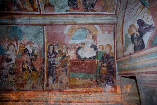 The Presentation of Jesus at the Temple (fresco)