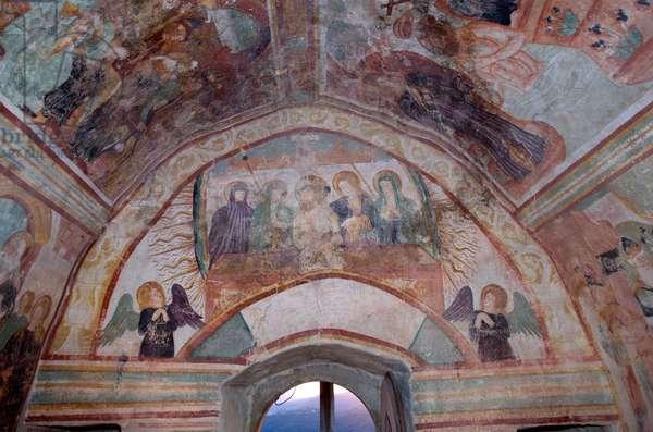 Lamentation (fresco)
