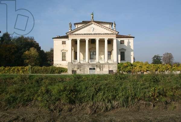 Villa Molin, Mandriola, Veneto, Italy (photo)
