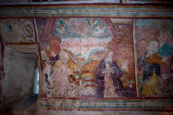Nativity (fresco)