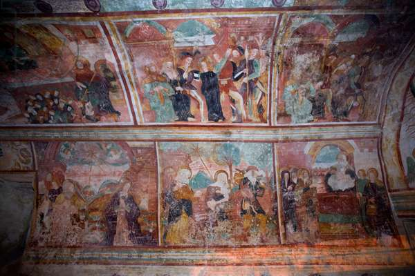 Scenes from the Life of Christ (fresco)