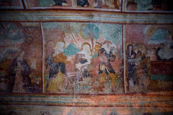 The Flight into Egypt (fresco)
