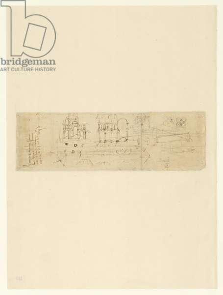 Codex Atlanticus, sheet 119 verso