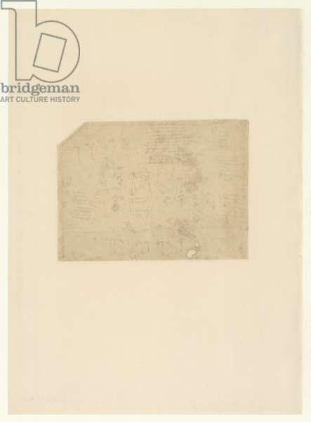 Codex Atlanticus, sheet 829 verso
