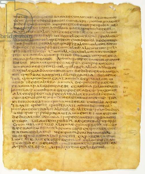 Excerpta ex operibus sancti Augustini