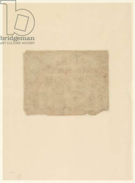 Codex Atlanticus, sheet 439 verso