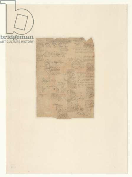 Codex Atlanticus, sheet 454 verso
