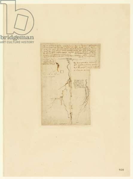 Codex Atlanticus, sheet 920 recto