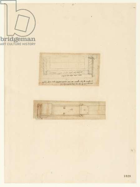 Codex Atlanticus, sheet 1020