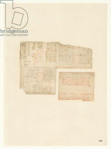 Codex Atlanticus, sheet 480 recto