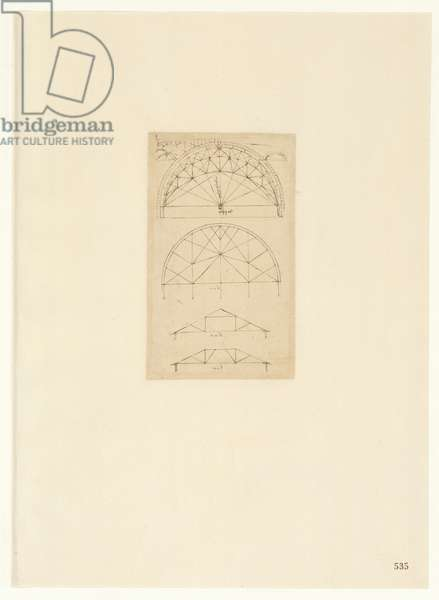 Codex Atlanticus, sheet 535 recto