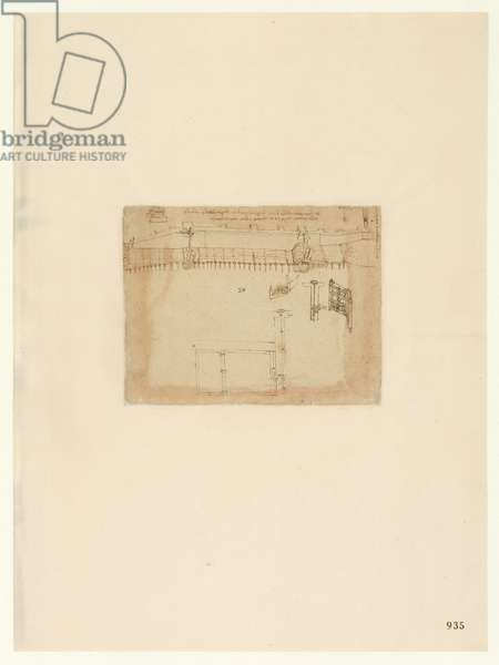 Codex Atlanticus, sheet 935 recto