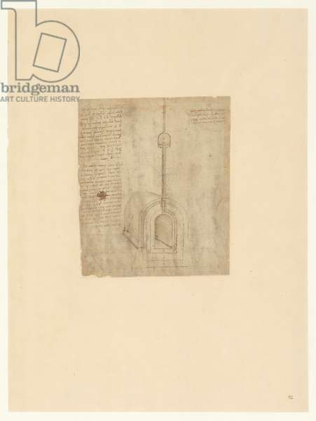 Codex Atlanticus, sheet 52 recto
