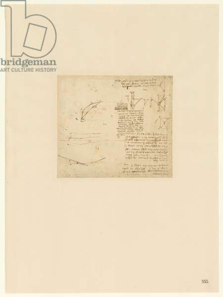 Codex Atlanticus, sheet 355 recto