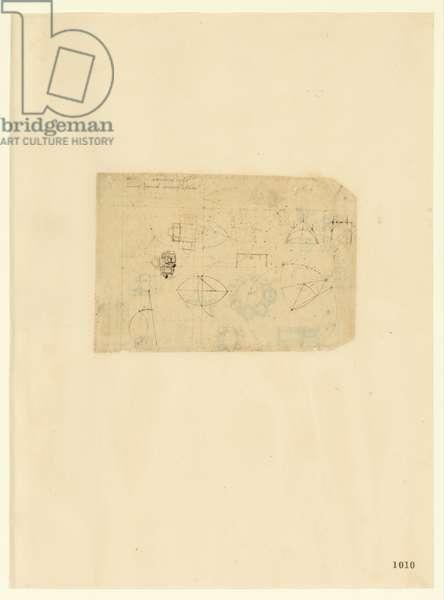 Codex Atlanticus, sheet 1010 recto