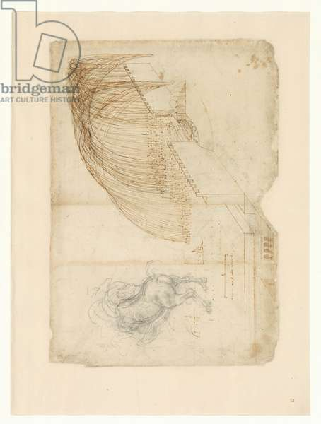Codex Atlanticus, sheet 72 recto