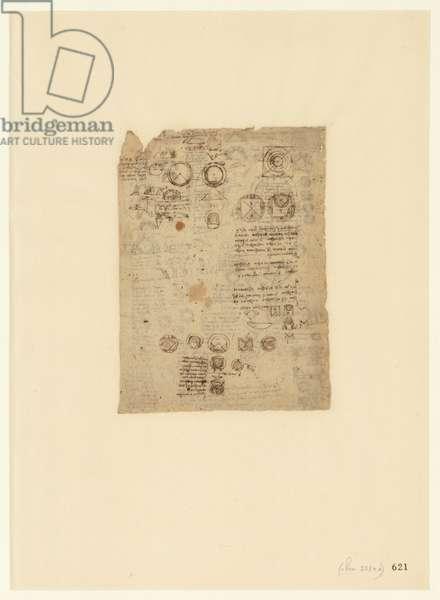 Codex Atlanticus, sheet 621 recto