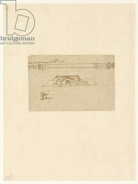 Codex Atlanticus, sheet 80 verso
