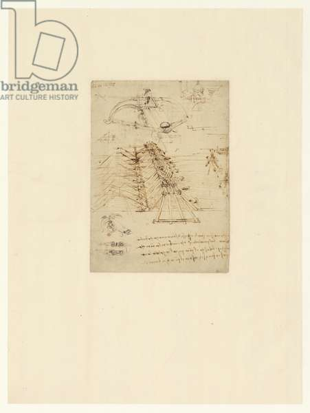 Codex Atlanticus, sheet 57 verso