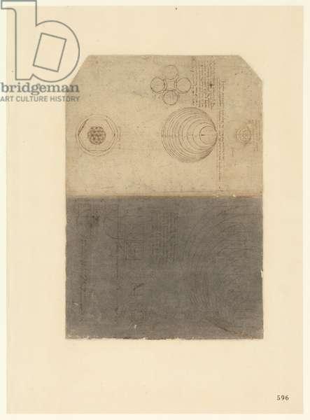 Codex Atlanticus, sheet 596 recto