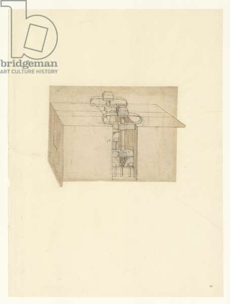 Codex Atlanticus, sheet 14 recto
