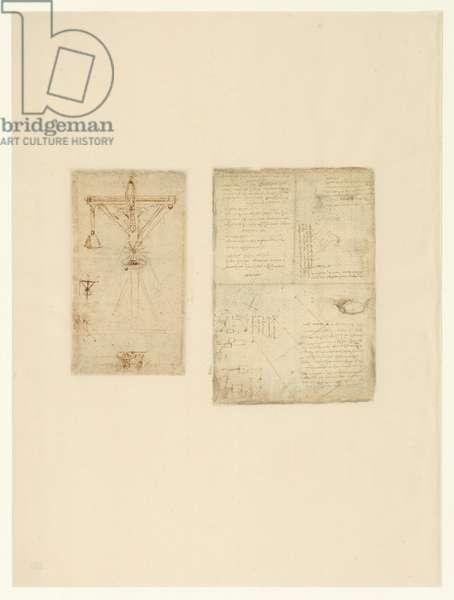 Codex Atlanticus, sheet 105 verso
