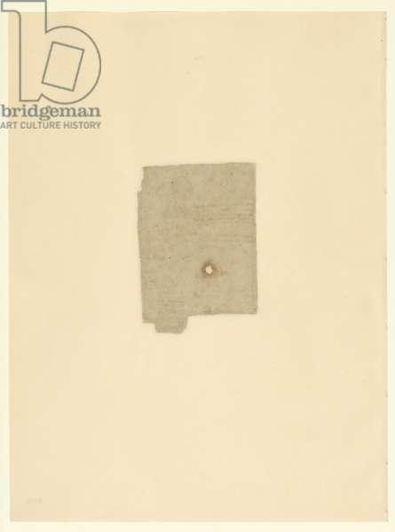 Codex Atlanticus, sheet 960 verso