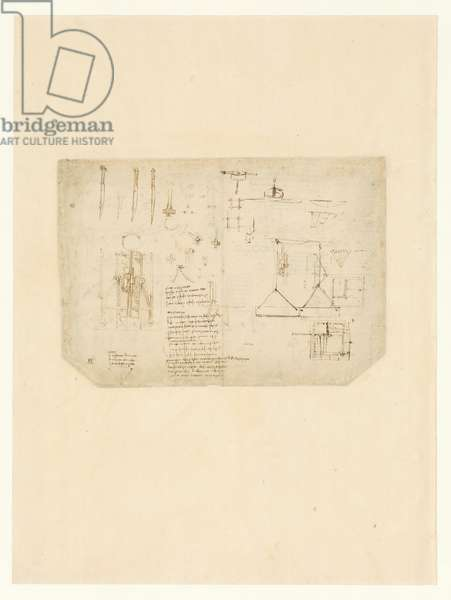 Codex Atlanticus, sheet 78 verso