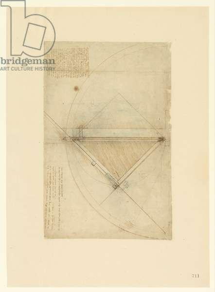 Codex Atlanticus, sheet 711 recto