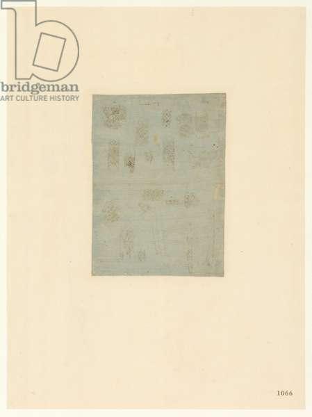 Codex Atlanticus, sheet 1066 recto