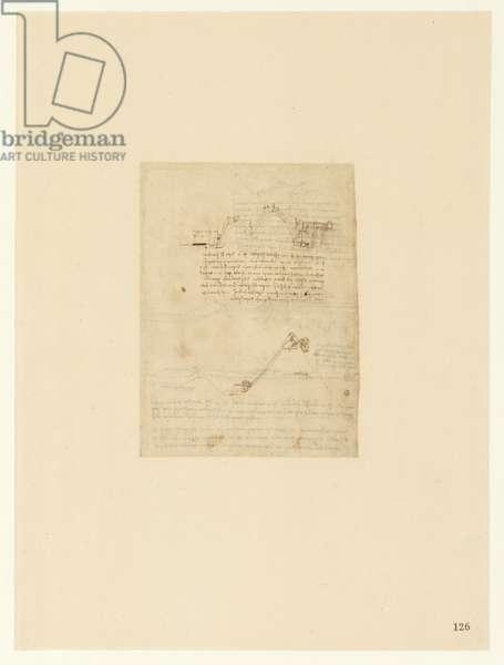 Codex Atlanticus, sheet 126 recto