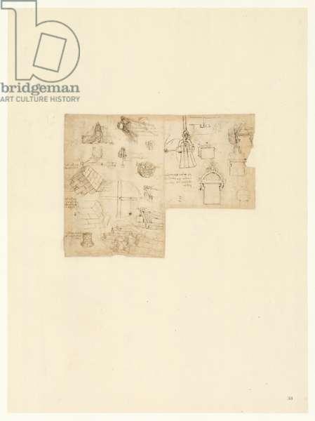 Codex Atlanticus, sheet 38 recto