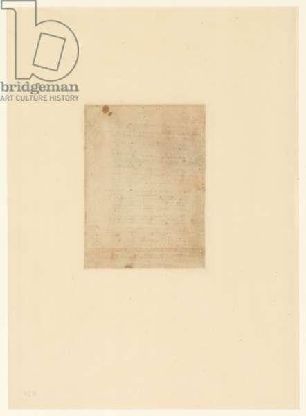 Codex Atlanticus, sheet 626 verso