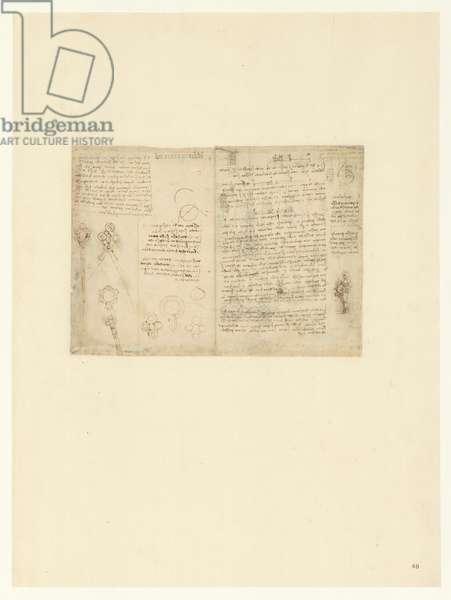Codex Atlanticus, sheet 48 recto