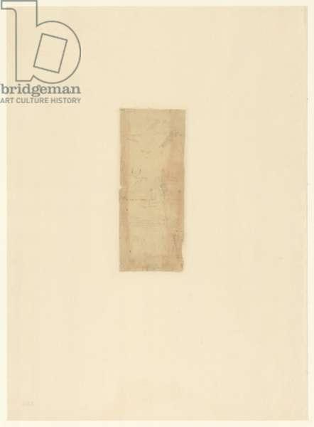 Codex Atlanticus, sheet 586 verso