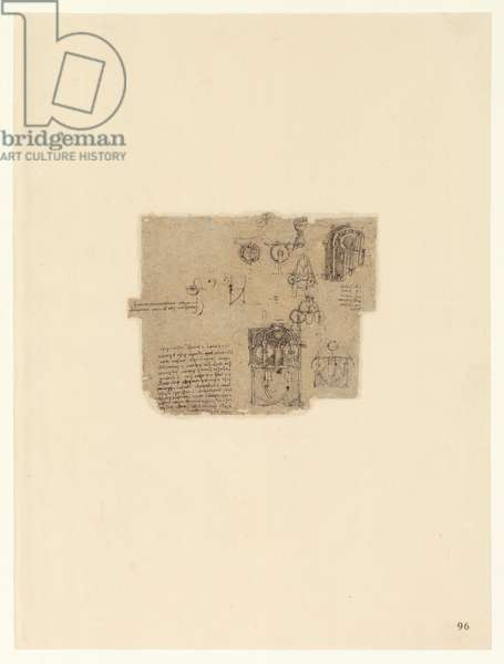 Codex Atlanticus, sheet 96 recto