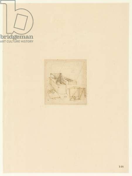 Codex Atlanticus, sheet 146 recto