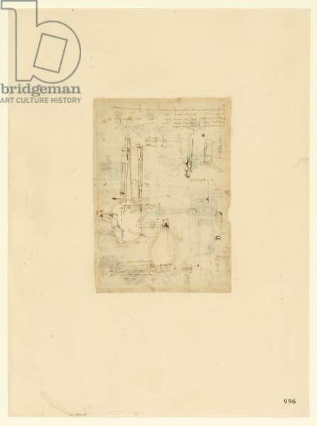 Codex Atlanticus, sheet 996 recto