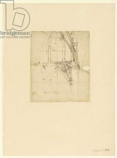 Codex Atlanticus, sheet 851 recto