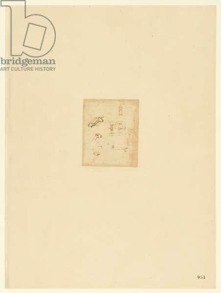 Codex Atlanticus, sheet 951 recto