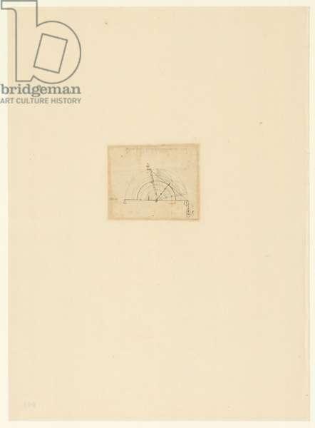 Codex Atlanticus, sheet 601 verso