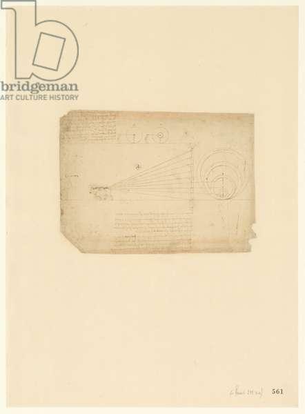 Codex Atlanticus, sheet 561 recto