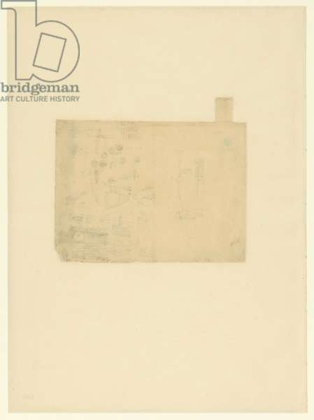 Codex Atlanticus, sheet 866 verso
