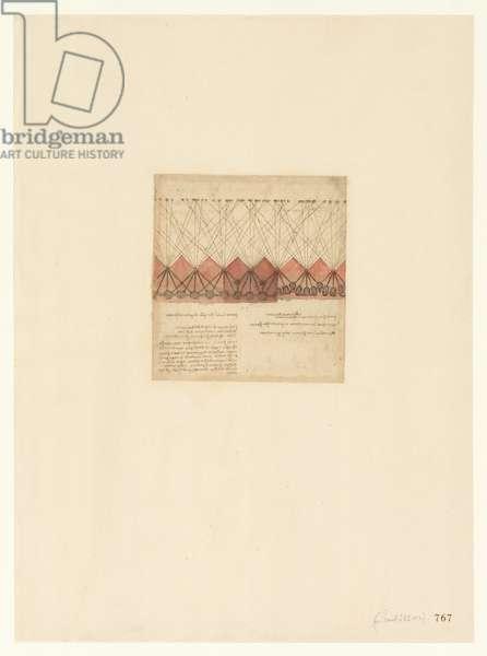 Codex Atlanticus, sheet 767 recto