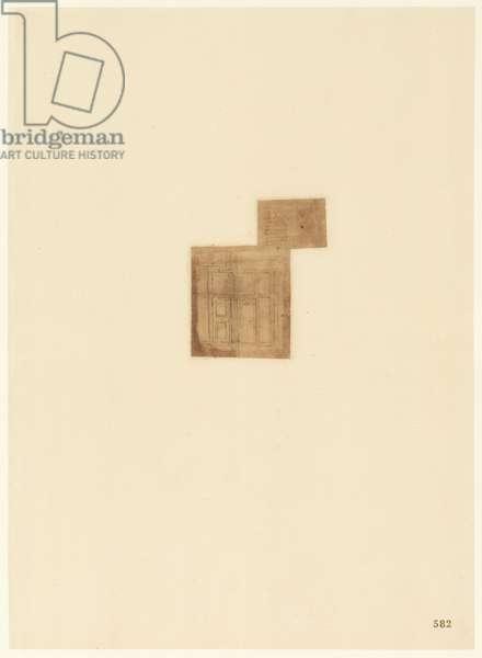 Codex Atlanticus, sheet 582 recto