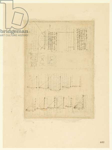 Codex Atlanticus, sheet 682 recto