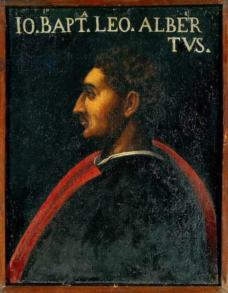 Portrait of Leon Battista Alberti